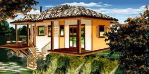Casa Térrea de 62m²