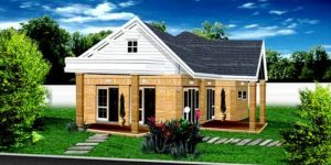 Casa Terrea de 97m2