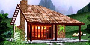 Casa Terrea de 130m2