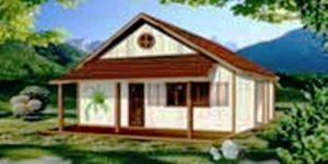 Casa Terrea de 135m2