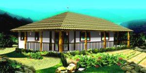 Casa Térrea de 151m²