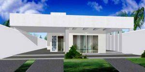 Casa Térrea de 157M² Modelo 2