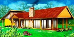 Casa Térrea de 162M²