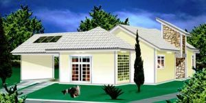 Casa Térrea de 163,50M²