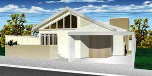 Casa Térrea de 164M²