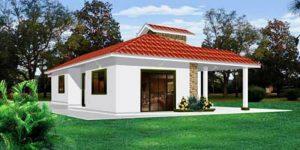 Casa Térrea de 165M² Modelo 4
