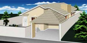 Casa Térrea de 165M² Modelo 5