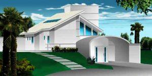 Casa Térrea de 177,50m²