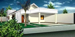 Casa Térrea de 184M²