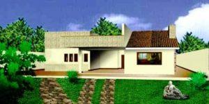 Casa Térrea de 206m²