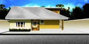 Casa Térrea de 208m²