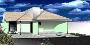 Casa Térrea de 212m²